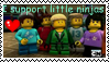 Little ninjas stamp by NinjaOfInfinity