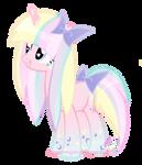 Rainbow Power Sugar Moon!!!!