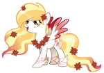 Feather blossom oc for FeatherblossomArtist