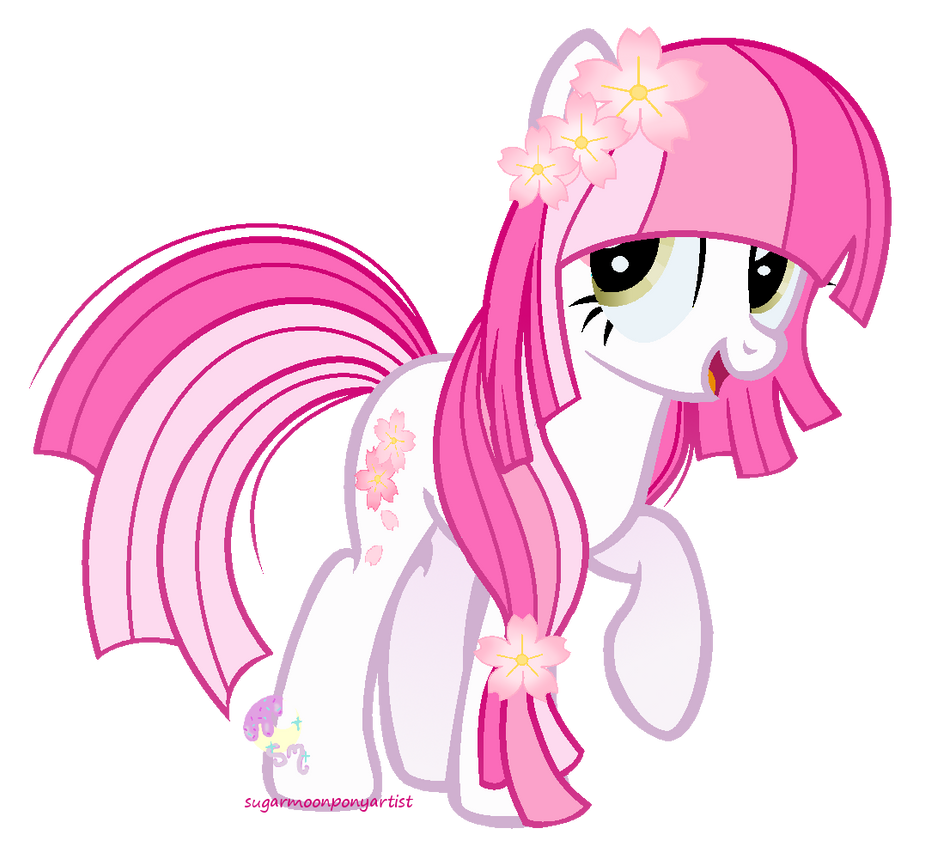 Cherry Charms (bio) By SugarMoonPonyArtist On DeviantArt