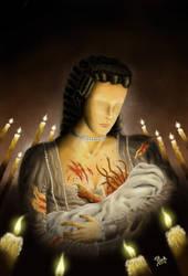 Blind Mother's Love by Horror-Seeker