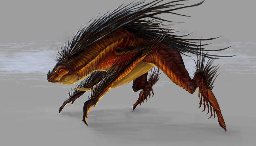 Creature concept by axiom-concepts
