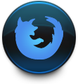 Calabi Dock Icons - Firefox by At0mGuRk3