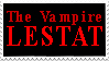 Lestat stamp llD by Jontamar