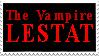 Lestat stamp llD by Jontamar