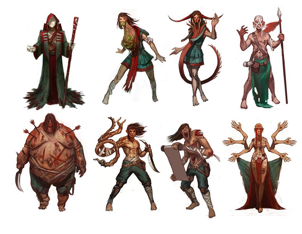 Bekend Game Characters by lovetobeartist on DeviantArt BO56