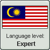 Malaysian Language Level (Expert) by LukeinatorDude
