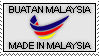 Made in Malaysia Badge by LukeinatorDude