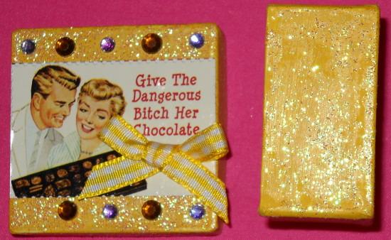 Bitch box by HappiZ0mbie