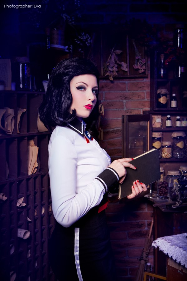 You can call me Elizabeth (Bioshock Infinite) by NerimoNer