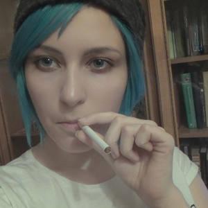 Selfie...(Life is strange - Chloe Price)