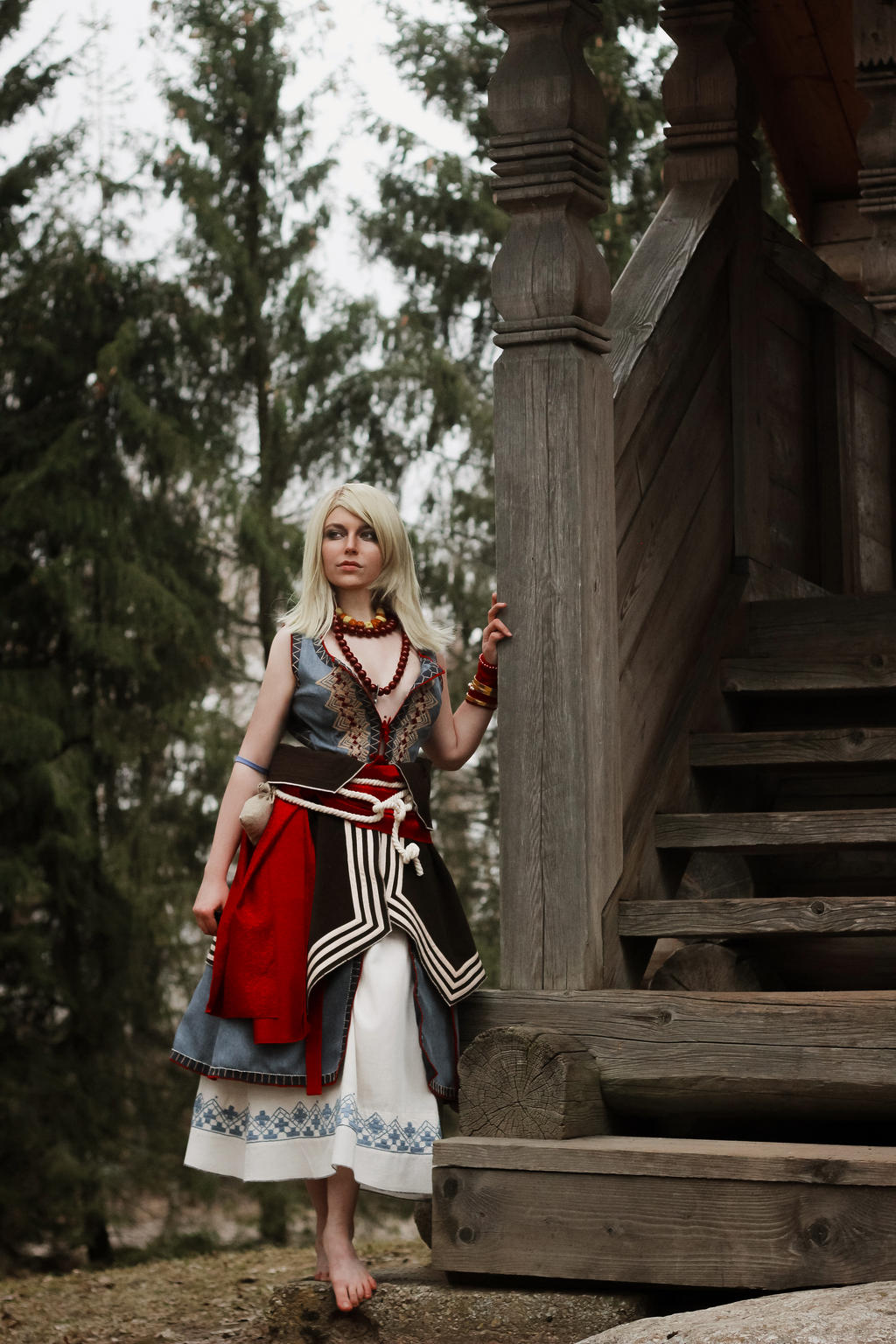 The Former Council (The Witcher 3 - Keira Metz) by NerimoNer