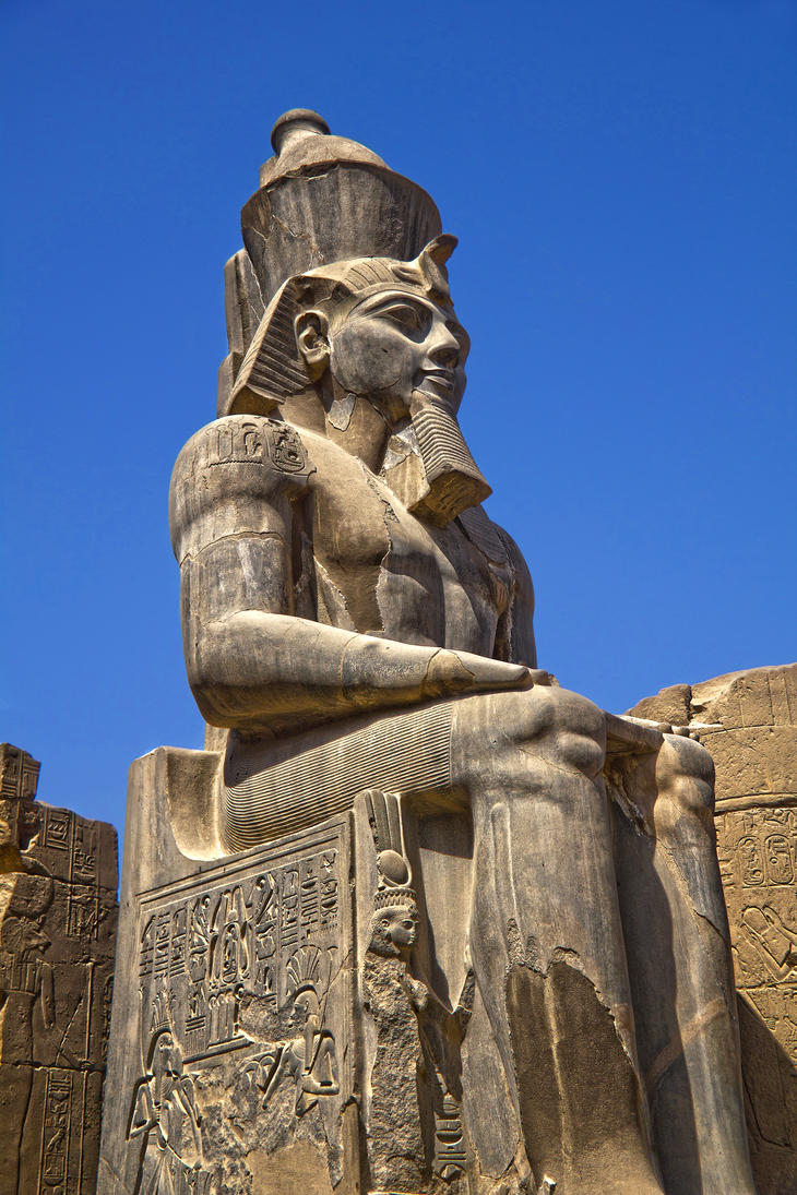 an analysis of the rule by ramses the great in egypt An icebreaker to begin the lecture might be to simply ask what students associate with the art of ancient egypt of the great obelisks at luxor, the ramses.