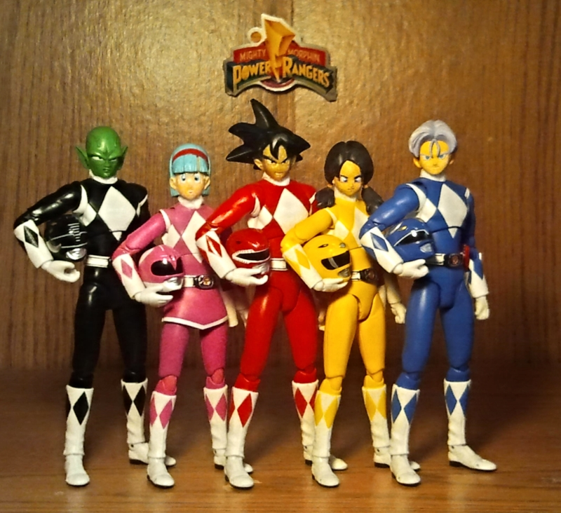 ULTIMATEfiguarts - Kyoryu Sentai...Z-Rangers!?!?! by ULTIMATEbudokai3