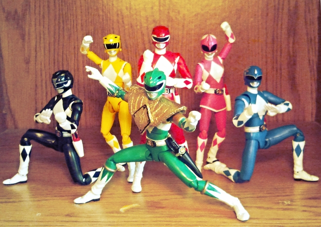 ULTIMATEfiguarts - MMPR pic 8 by ULTIMATEbudokai3