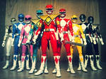 ULTIMATEfiguarts - S.H. Figuarts MMPR Collection