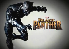 Marvel Legends - BLACK PANTHER 'movie version' 1 by ULTIMATEbudokai3