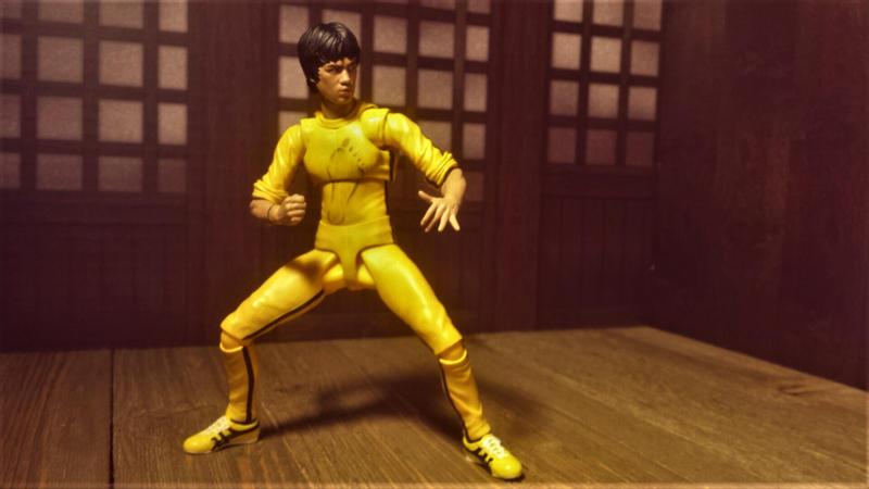Bruce Lee in tracksuit 12 by ULTIMATEbudokai3