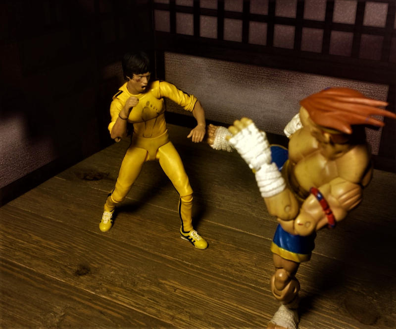 JKD vs Muay Thai 1 by ULTIMATEbudokai3