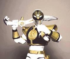 The White Ranger! by ULTIMATEbudokai3