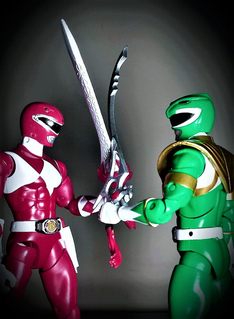 Red V Green by ULTIMATEbudokai3