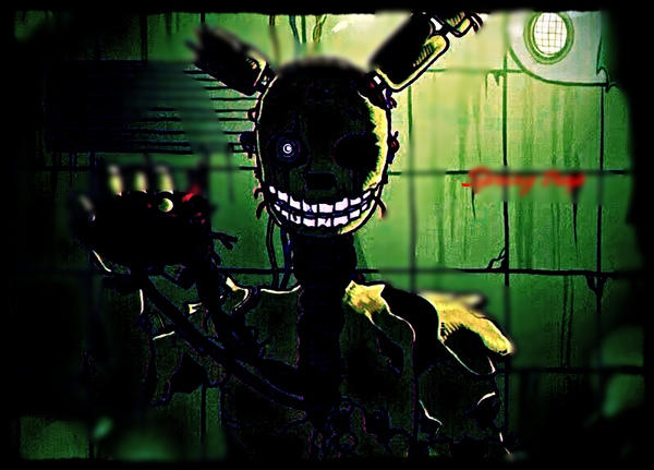 Fnaf spring trap is my favourite by sarafallingflower44 on deviantart - Fotos trap ...