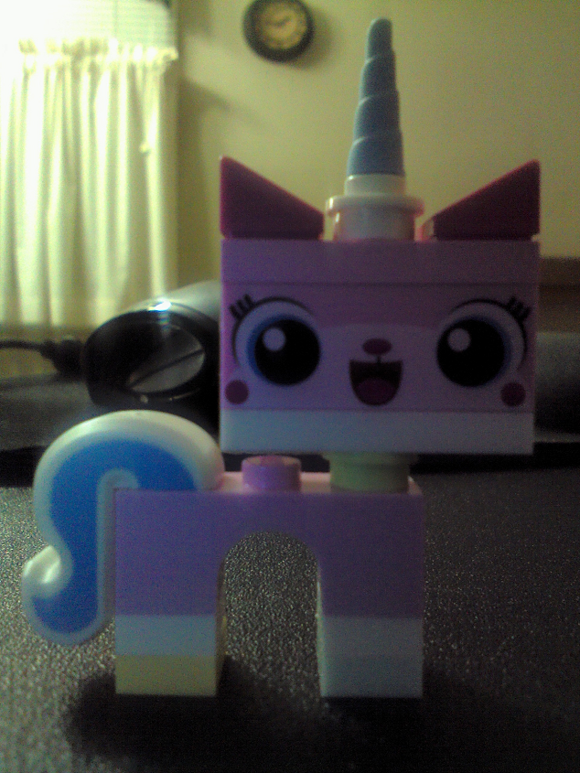 Hi! I'm Unikitty! by smawzyuw2