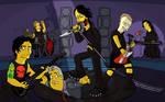 Marilyn Manson Simpsons.