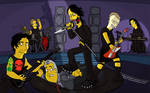 Marilyn Manson Simpsons.