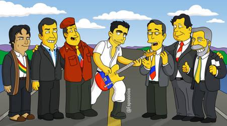 Juanes, concert for peace