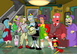 Futurama and Chavo del 8