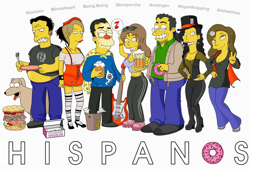 Los Simpsons Imagenes Originales