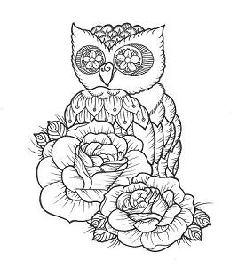 Owl Tattoo Designs Gallery Picture 1
