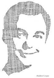 Sheldon Cooper by moniek-kuuper
