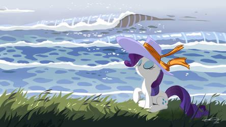 The sea breeze cool