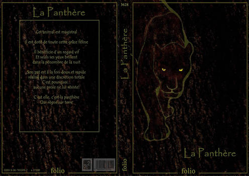 Cover Book Panther