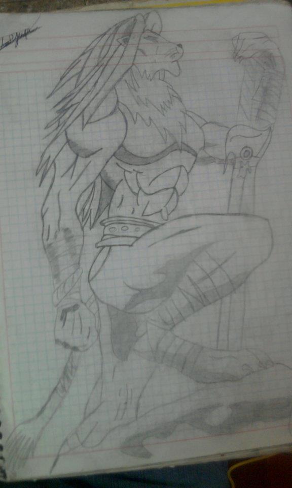 leon gerrero by OSMUD