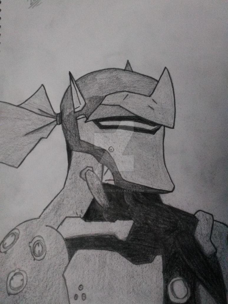 Genji by SimonSays778