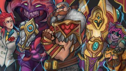 League of Legends - Commission