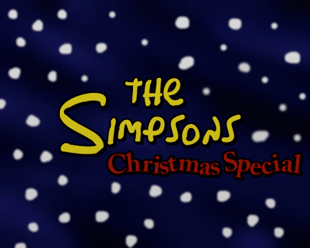 The Simpson Christmas Special by Sapristi45 on DeviantArt