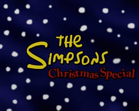 The Simpson Christmas Special by Sapristi45 on DeviantArt