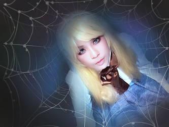 Alice in wonderland cosplay by AliceInmetalland