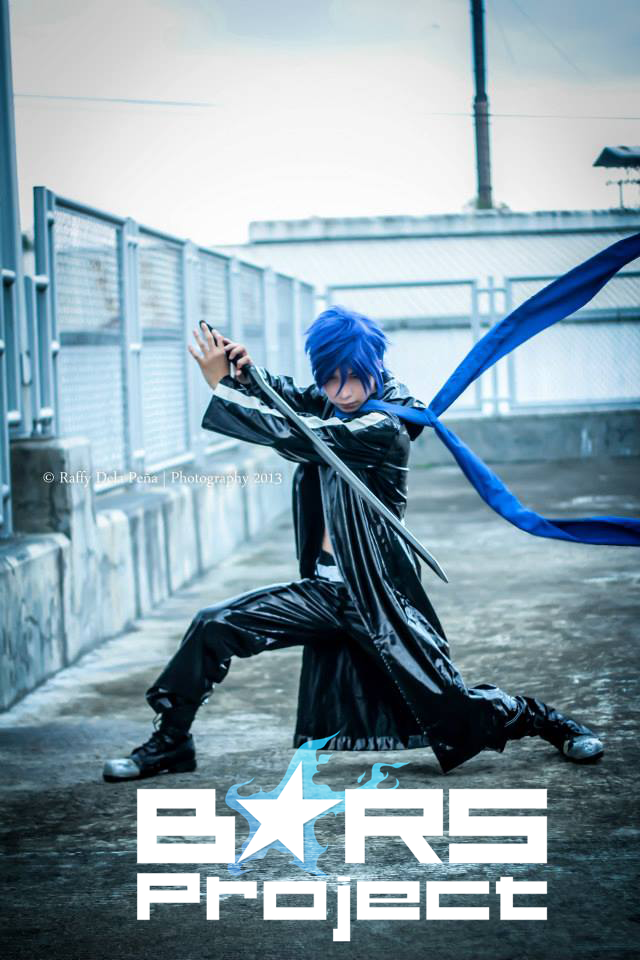 Black rock shooter kaito ver by leakingheart on deviantart for Ver shooter online
