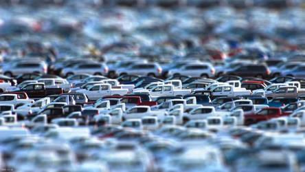 Too Many Cars by creativity103