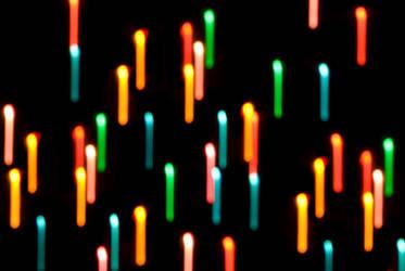 Mini Lights -Abstract- by creativity103
