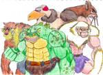 Los mutantes by ArkhangelOfDarkness