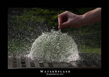 WaterSplash by Kamermans