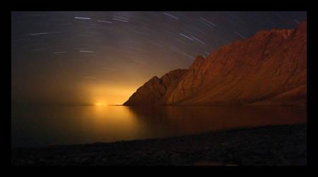 The Origin of Egyptian Night by Kamermans