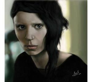 Lisbeth by AnnaFromTheTrain