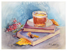 welcome autumn by AnnaFromTheTrain
